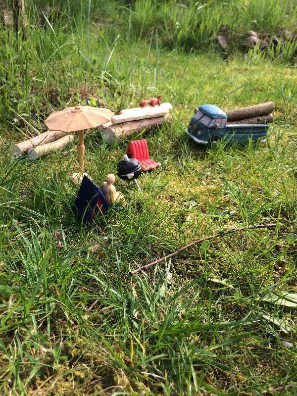 Camping im Grünen Schnitzwelten